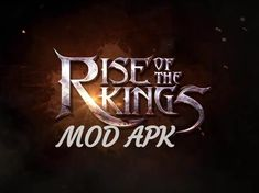 Rise Of The Kings MOD APK Hack Unlimited Gems, Money Restaurant Game, Real Time Strategy, Just Go, Cheating, Things To Think About, Gems, Hacks, King, Money