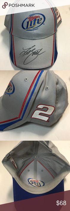 a8ed303d Shop Men's Nascar Silver size OS Hats at a discounted price at Poshmark.
