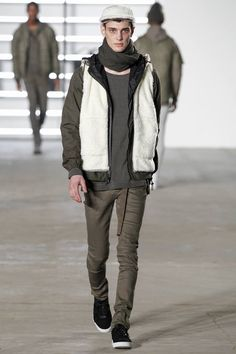 John Elliott + Co. Fall/Winter 2016/17 - New York Fashion Week Men's