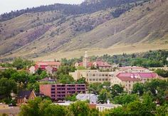 Colorado School of Mines. Spent 2 weeks here taking a class!