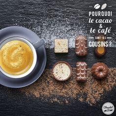 Chocolat mon amour - Épisode 4 : Pourquoi le cacao et le café sont-ils cousins ?  - sur France Bleu