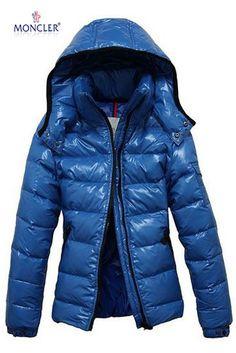 Wholesale Discount Moncler Clairy Women Down Jackets Blue - $194.65  Cheap Moncler Jackets   http://www.monclerlines.com/women-moncler-jackets-c-3.html