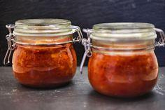 Tomatenaufstrich mit Paprika