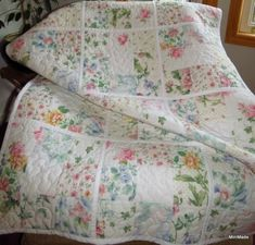 Patchwork patterns baby shabby chic Ideas for 2020 Tutorial Patchwork, Patchwork Patterns, Baby Patterns, Doll Patterns, Quilt Baby, Vintage Sheets, Vintage Quilts, Vintage Linen, Antique Quilts