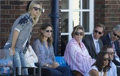#Pippa #Middleton (and Maria Sharapova) watched tennis at the Queen's Club June 10: via DailyMail