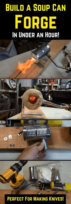 how to build a forge cheap