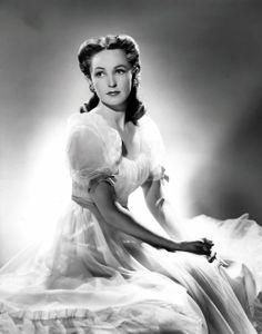 """GERALDINE FITZGERALD ~ Born: Nov. 24, 1913 in Ireland. Died: July 17, 2005 (aged 91) from alzheimer's disease. She appeared in English films from 1934 to 1937 before emigrating to NYC where she acted with Orson Welles. She appeared in many masterpieces of The Golden Age, including """"Wuthering Heights"""" (1939) & """"Dark Victory"""" (1939). Starred in """"Shining Victory"""" (1941), """"The Gay Sisters"""" (1942). Last Silver Screen film was """"Easy Money"""" (1983) & final made-for-tv film was """"Bump in the Night""""…"""