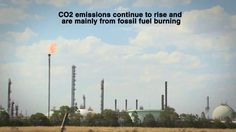 Fossil Fuel Carbon doesn't have any C14 (too old) so CSIRO were able to determine that the recent increases in CO2 in the atmosphere principally came from the burning of fossil fuel.
