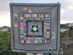 june medallion quilt