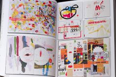 Graphic: Inside the Sketchbooks of the World's Great Graphic Designers by Parka81, via Flickr
