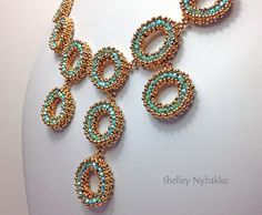 Hoity Toity REVERSIBLE Necklace Tutorial - pdf Instructions ONLY