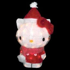 Hello Kitty Airblown Inflatable Christmas  Hello Kitty Navidea