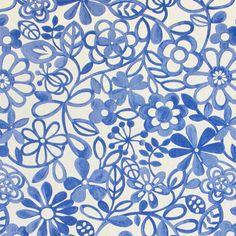 Cotton Collette 5 - Tessuti arredo a fiori- tessuti.com