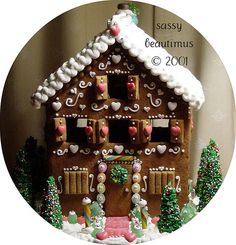 gb_chalet_front_cold_2_2002 | by sassybeautimus - The Gingerbread Journal