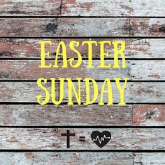 HE IS ALIVE! -  Our Saviors story does not end on Friday but Sunday is here and He is Risen!