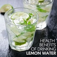 The first thing you #drink after waking up in the morning highly determines your #health. Drinking #lemon_water in the morning offers a number of benefits. Benefits Of Drinking Water, Drinking Lemon Water, Gin Fizz, Lemon Water In The Morning, Healthy Life, Healthy Living, Popular Recipes, Popular Food, Vitamins And Minerals
