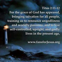 TITUS 2: 11-12