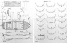 tasarimtupras - Model Gemi Yapalım Plywood Boat Plans, Wooden Boat Plans, Wooden Boats, Model Ship Building, Boat Building Plans, Old Sailing Ships, Interesting Drawings, Diy Boat, Wooden Ship