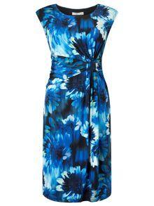 Precis Petite  Blurred  Floral Dress £99.00 #TopRevews womensfashion #Sale
