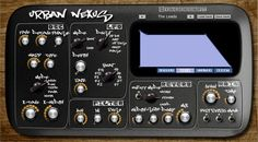Urban Nexus is a spectral synthesizer with 32 harmonics that can be simple drawn with mouse. In the same way can be adjusted the amp ADSR and filter ADSR. http://www.vstplanet.com/Instruments/VST_Synthesizers8.htm