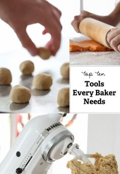 Baking season is quickly approaching! While your kitchen may be pretty stocked and you may *think* you are prepared, are you really? The last thing you need is to be elbows deep in dough and find that your favorite sifter is nowhere to be found. Before you start baking, make sure you are ready! Read on as eBay shares a list of top ten tools that every baker needs.