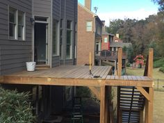 Backyard / Deck Project Demo