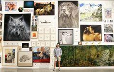 Expo Sara Landeta and more artists  @lacasaencendida