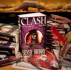 Clash (The Arinthian Line, book 4), an epic coming of age fantasy adventure:  https://www.amazon.com/dp/B01CHZOP7Y