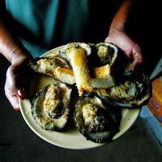 Casamento's Charbroiled Oysters