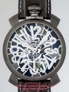 Swiss Replica GaGa Watch New 2013