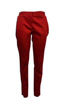 Women's Natalie Flat Front Dress Pant, Red (12) Autumn Fashion Casual, Brooks Brothers, Pajama Pants, Pajamas, Sweatpants, Flat, Red, Dresses, Pjs