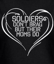 Support all the moms  Thanks for sharing your family with us. God Bless