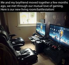 You Know You've Found the Perfect Gamer Girlfriend When~