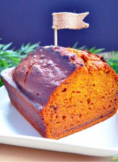 Pumpkin Bread with Cinnamon Whipped Honey  This divine seasonal bread is certain to evoke memories of holidays past and inspire those to come.  Bake this right before your guests come and your house will smell so good!