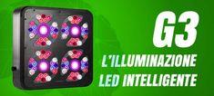 Illuminazione intelligente con lampade LED G3 Hyperled