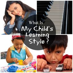 What Is My Child's Learning Style? - Hip Homeschool Moms
