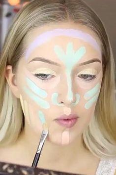 green concealer for pale skin More