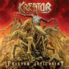 Kreator - Phantom Antichrist 2012 Full-length