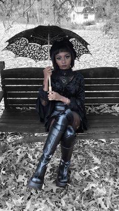 Chemical Noir Jasmin Short Femme Noir Goth Emo Punk