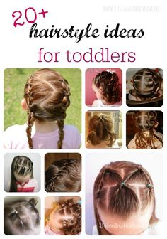 Need Some Hair Inspiration For Your Toddler Check Out These Hairstyle Ideas Toddlers