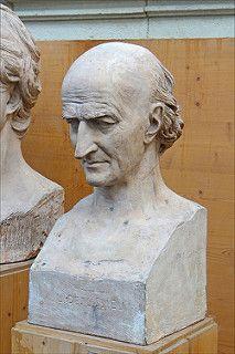 Jussieu par David d'Angers (Angers)