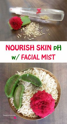 Nourish skin pH level with DIY facial mist. Mist is easy to retouch too and can be applied over makeup. Makeup remains unaffected. This facial mist has a very pleasant smell and does not leave a White cast on the face. #facialmist #skinnaurish #diy Diy Beauty Projects, Diy Projects, Organic Skin Care, Natural Skin Care, Soap Making Recipes, Ph Levels, Make Beauty, Hair Care Routine, Skin Treatments
