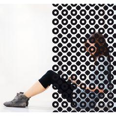 Mecknes. Design Sophie Briand pour Acte Deco. www.design-graphisme-mural.fr
