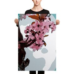 Must see Abstract Flowers Art Canvas check it out here [product-link]