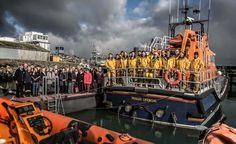 RNLI Penlee Lifeboat - People