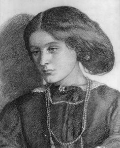 The Athenaeum - Mrs. Burne-Jones (Dante Gabriel Rossetti - )