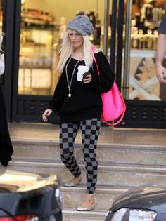 Love the bag and the leggings