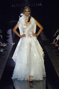 Paris Couture wedding dress finale