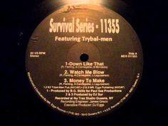 Trybal-Men - Money To Make (1996) GTM Sound track Boooyyyeeee!