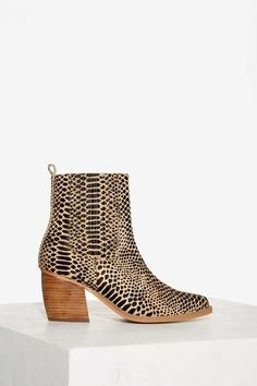 Urge Toronto Pony Hair Boot - Boots + Booties